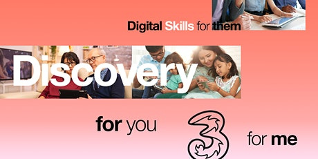 Start A Podcast | Free Digital Workshop with Three Discovery tickets