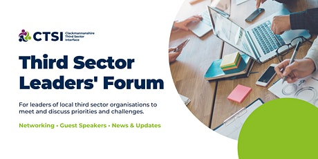 Third Sector Leaders' Forum tickets