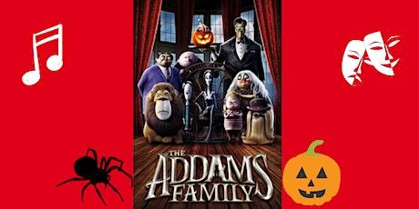 Addams family Halloween workshop LV tickets