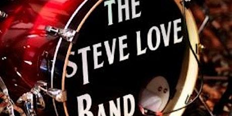 Steve Love Band Dinner Concert tickets