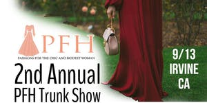 2nd Annual Pre-Eid PFH Trunk Show