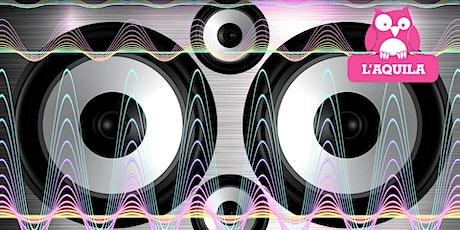 SHARPER 2021 - 440 Hz - LA NATURA DELL'ARMONIA biglietti