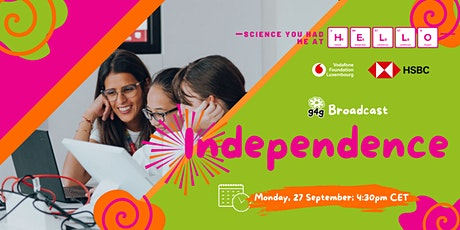 g4g Broadcast #18 - Independence with Vodafone and HSBC tickets