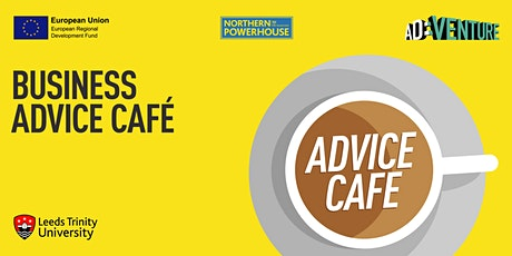 Business Advice Cafe, Wednesday 13  October 2021,  4 - 7 pm tickets