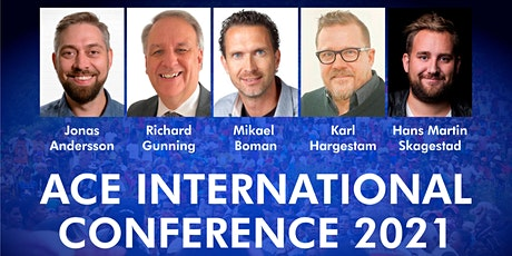 ACE  Conference 2021 - online tickets