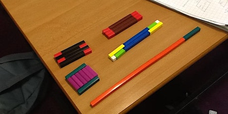 Mathematical problem solving - building confidence with Maths. tickets