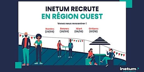 Afterwork Recrutement Inetum Nantes billets