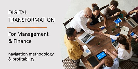 Digital Transformation for Management & Finance tickets