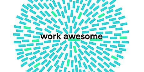 Work Awesome Berlin 2022 – Die Konferenz zur Zukunft der Arbeit Tickets