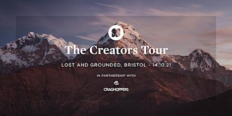 Sidetracked Magazine LIVE: The Creators Tour Bristol tickets