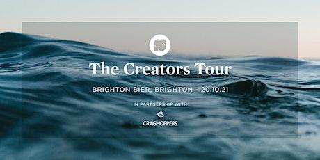 Sidetracked Magazine LIVE: The Creators Tour Brighton tickets