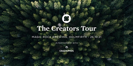 Sidetracked Magazine LIVE: The Creators Tour Holmfirth tickets