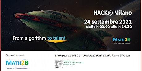 HACK@Milano biglietti