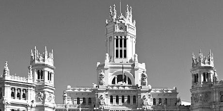 Curso Arquitectos de Madrid. Antonio Palacios entradas