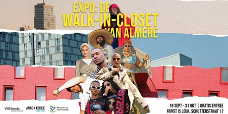 Opening  expositie De Walk in Closet bij Kunst is Leuk tickets