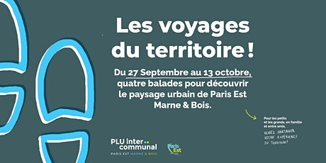 LES VOYAGES DU TERRITOIRE // n°3 : DANS LES PENTES DU COTEAU NORD billets