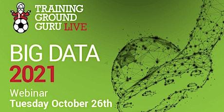 Big Data 2021 tickets