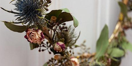 DIY-Workshop: Blumenkränze binden Tickets