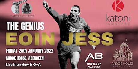 An Evening With Eoin Jess tickets