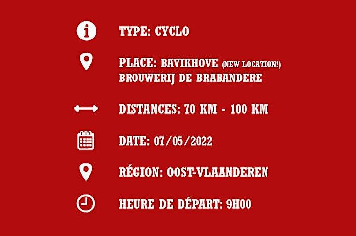 Afbeelding van Cyclo Club Marcel - Le Tour 2022