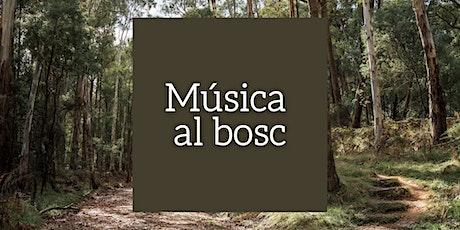 Música al bosc entradas