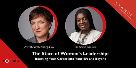 Women's Leadership: Boosting Your Career into Your 40s and Beyond tickets