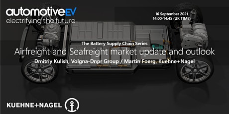 Battery Supply Chain Series tickets
