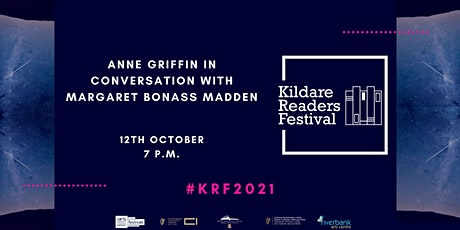 Kildare Readers Festival: Anne Griffin with Margaret Bonass Madden tickets