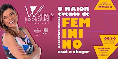 Women's Inspiration 2021 bilhetes