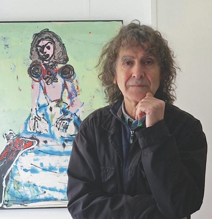 John Kiki  and his Infanta Paintings- a short talk by Keith Roberts image