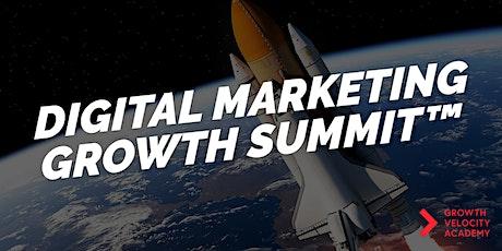 Digital Marketing Growth Summit tickets