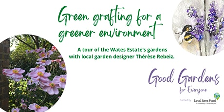 Green grafting for a greener environment tickets