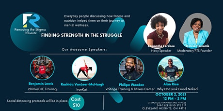 Finding Strength in the Struggle tickets