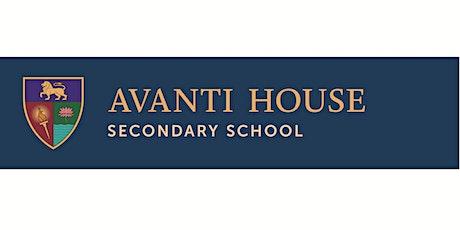 Avanti House Secondary School Open Evening tickets