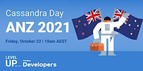 Cassandra Day Australia & New Zealand tickets