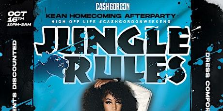 JUNGLE RULES: KU HOMECOMING 2K21 tickets