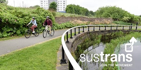 Guided led ride as part of the Glasgow Canal Days Out (18th Sept) tickets