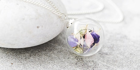 Make a Botanical Necklace With Lizzy Chambers - Workshop tickets