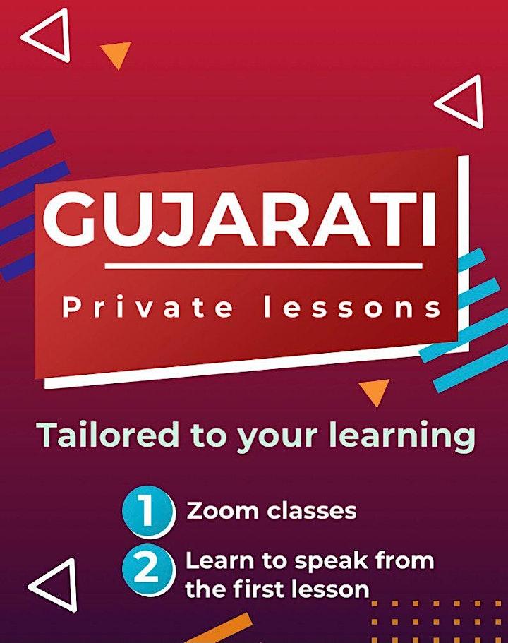 Indian language classes - Gujarati image