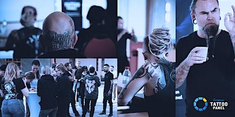Tattoo Panel Days - Marketing & Recht für Tattoostudios Tickets