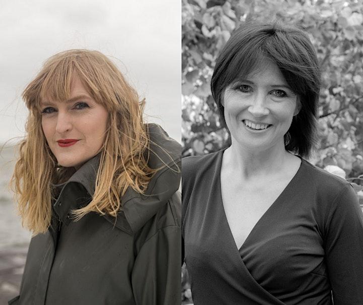 Kildare Readers Festival: Sophie White in conversation with Margaret Scott image