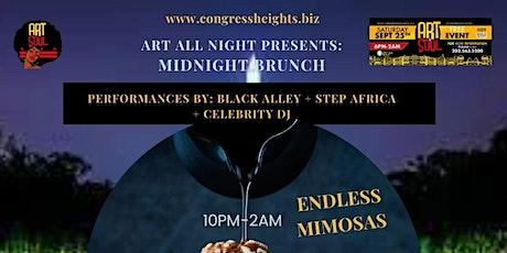 Art All Night Presents: The Midnight Brunch tickets