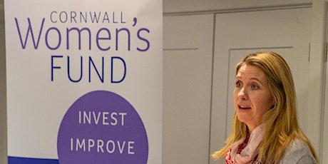 Cornwall Women's Fund Impact Evening tickets