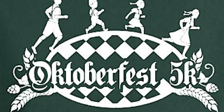 Oktoberfest 5K/0.8K Beer Walk Parkers Prairie tickets