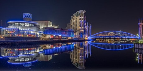 Manchester - Salford Quays Evening Photowalk  - with Delkin Devices tickets