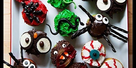 Halloween Food Decorating Event tickets