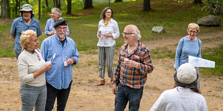 Founder's Evening Guided Trail Walk: The First Twenty Years tickets