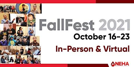 FallFest 2021 tickets