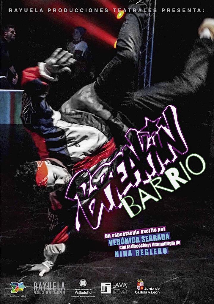"""Imagen de Espectáculo  """"Breakin´ Barrio"""" por Rayuela Producciones"""