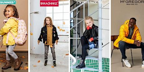 Fabrieksverkoop Van Gastel Shoes - oktober 2021 tickets